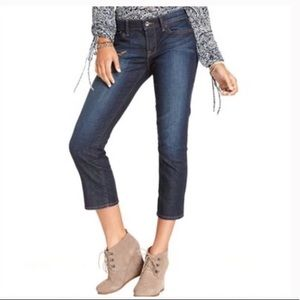Lucky Brand Charlie Baby Boot Crop Jean 25